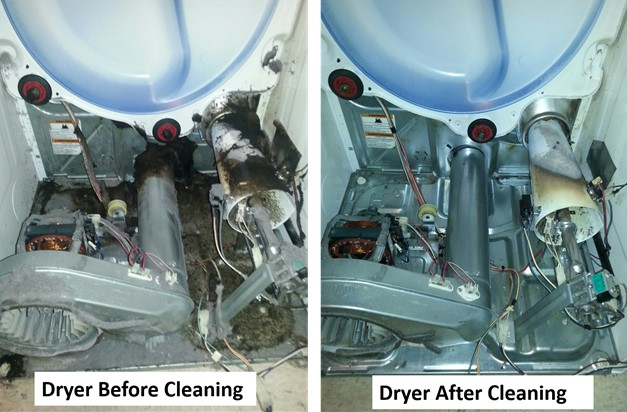 Cleaning Lint Out Of Your Clothes Dryer Dryer Vent