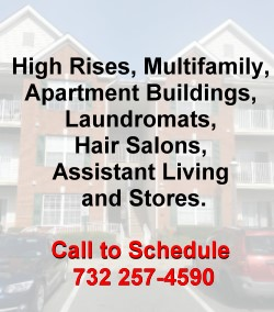 Nj Chimney Cleaning Dryer Vent Cleaning Central New Jersey